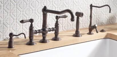Niederdruck Küchenarmatur Retro Spültisch Armatur Küche Nostalgie Landhaus Antik