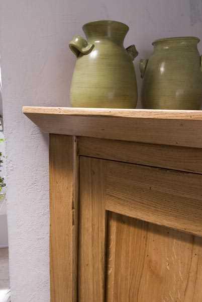 eck vorratsschrank camargue 2658 nostalgie retro armaturen im landhausstil. Black Bedroom Furniture Sets. Home Design Ideas