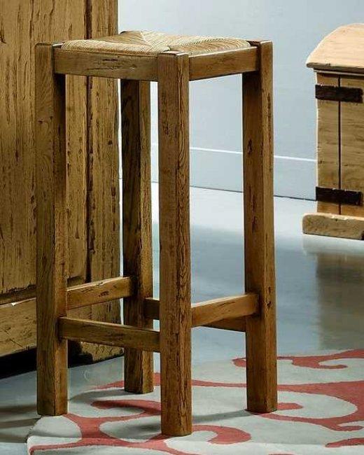 barhocker luberon eiche nostalgie retro armaturen im. Black Bedroom Furniture Sets. Home Design Ideas