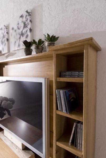 Fernseh tv schrank mit aufsatz camargue 2662 1 for Spiegel camargue